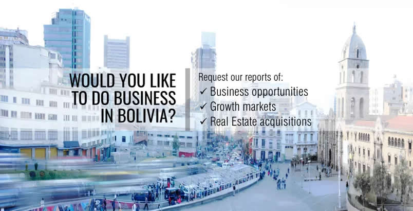 Reports to do business in Bolivia