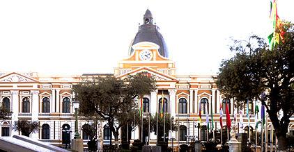 Abogados Bolivia servicio en derecho constitucional