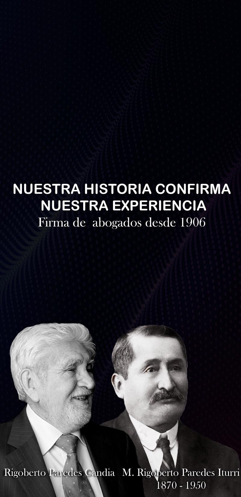 Firma de Abogados en Bolivia Rigoberto Paredes & Asociados