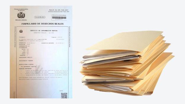 Servicio de la información rápida de Derechos Reales
