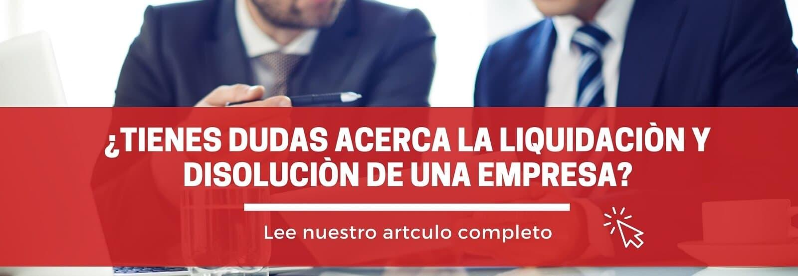 Liquidar una empresa en Bolivia
